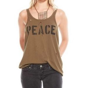 Chaser distressed tank